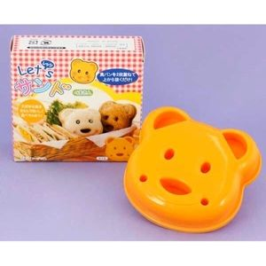 Other - Cute Bear Rice/Bear Mold